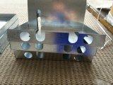 De naar maat gemaakte Roestvrij staal Gegalvaniseerde Vakjes van het Metaal van het Blad
