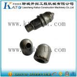 Dentes B47k22h do cortador do bit do eixo helicoidal da pilha da perfuração de rocha (3050)