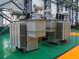 transformateur de courant de la distribution 35kv pour le bloc d'alimentation