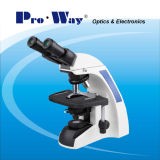 전문가 LED Seidentopf 유효한 두눈 생물학 현미경 및 향상 (XSZ-PW206)