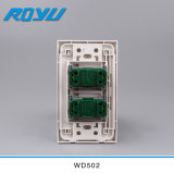 広いScrew Module Type Big Push Button Switch