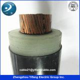 Cable électrique moyen de la tension XLPE du câble 1X300 à un noyau