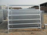 Скотный двор Австралии стандартный обшивает панелями трубы 1.8m x 2.1m овальные 30mm X60mm