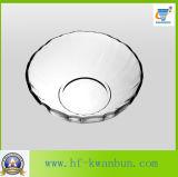 Diariamente-Utilizar el vajilla claro de los utensilios de cocina del tazón de fuente de cristal