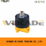 2W Series Brass per Air Normally Closed Solenoid Valve