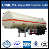 3つの車軸Adr Saso 45000liter Fuel Aluminum Tank Trailer