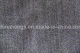 Il filato ha tinto il tessuto, singolo tessuto spazzolato parteggiato di T/R, 220GSM, 63%Polyester 33%Rayon 4%Spandex