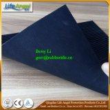 Hoja de goma de la costilla fina Rodillo de goma natural hecho en China Hoja de goma del color industrial