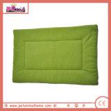 صوف دافئ ليّنة مع خيزرانيّ لين كلب سرير في اللون الأخضر, يتوفّر في 5 ألوان