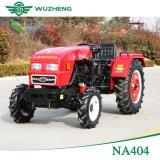Trator da roda 40HP Waw Agriculturel da exploração agrícola 4 para a venda