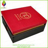 高品質の引出しの整形ペーパーギフトの宝石箱