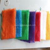 Emballage Fruits PE Plastic Raschel Mesh Bags