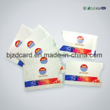RFID, das Aluminiumsicherheits-Hülse/Kreditkarte-Schoner blockt