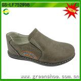 Новый продавать вскользь ботинок мальчиков горячий (GS-LF75299)