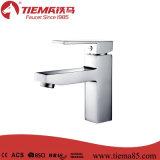 Os mercadorias sanitários materiais de bronze escolhem o Faucet da bacia da alavanca (ZS82603)