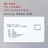 WCDMA TD-SCDMA Lte Prüfungs-Karte des Telefon-Nano SIM der Karten-3G 4G für Anritsu
