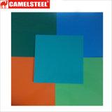 Colorir chapa de aço revestida de Camelsteel