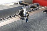 Máquina de estaca do laser do CNC do Desktop usada para o MDF acrílico da estaca