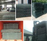 O PVC revestiu a caixa soldada de Gabion/engranzamento galvanizado mergulhado quente de Gabion