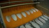 Machine d'enduit de miette de pain pour les aliments de préparation rapide