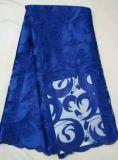 Stof van uitstekende kwaliteit van het Kant van de Polyester van 100% de Nylon