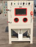 Автоматическая машина Sandblast барабанчика для поверхностного покрытия