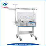 Luft-Modus-Steuerleuchtender Säuglingsinkubator