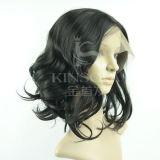 Верхние парики 100% человеческих волос ранга (Kinsofa 653174)