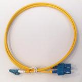 짧은 시동 Connector/LC Sc 광섬유 접속 코드 (짧은 시동)