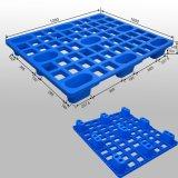 1200*1000 gebruikte Goedkope Plastic Lichtgewicht Internationale Verschepende Pallets voor Verkoop