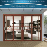 Aluminum Sliding Door From 1 Panel to 6 Panels