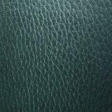 Cuoio artificiale del PVC della tappezzeria dell'oro Z077 dello SGS del cuoio del volante del cuoio di cuoio automobilistico del coperchio