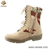 Deserto Military Boots del camuffamento in Athletic Cement (CMB003)