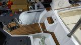barca di lusso certificata CE di 22.3feet Rib680b, peschereccio, barca di rematura con il PVC di alta qualità o tessuti di Hypalon