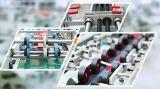China stellte automatischen Hochgeschwindigkeitskasten Gluer APET Belüftung-pp. her