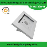 Piezas de repuesto de doblez mecánicas de la cubierta de la fabricación de metal de hoja