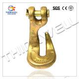 Crochet de courbure en acier galvanisé à haute qualité en acier forgé haute qualité