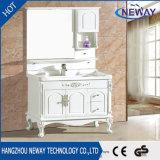 Simple Floor PVC Bathroom Vanity Cabinet Factory Hotel