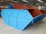 HOWO 패물 수집을%s 후방 선적 12-18m3 압축 쓰레기 트럭