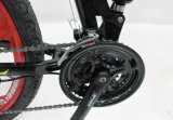 26 bicicleta elétrica de dobramento da montanha da polegada 250W 350W com a roda da liga do magnésio