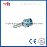 Ajustage de précision de tube hydraulique de pipe de joint mâle de joint circulaire de 12211 Bsp