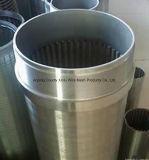 Tube de fente de cale, filtre pour puits de pétrole