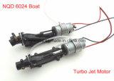 NQD 6024 Tear RC Barco En Turbo Jet de la parte con 390 Motor
