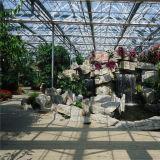 Парник стеклянного парника дома экологический Sightseeing