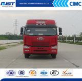Faw 8X4 대량 시멘트 유조 트럭 /Powder 유조 트럭 시멘트 수송 유조 트럭