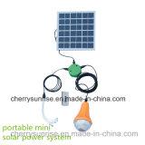 Luz Emergency da potência clara solar da luz do indicador de potência solar para a venda