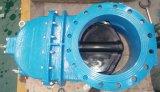 ANSI утюга BS5163 DIN бросания дуктильный жизнерадостный и запорная заслонка металла