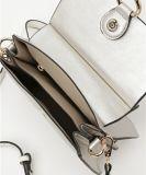 型のマットPU女性のための革Crossbodyのショルダー・バッグ