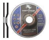 Rotella depressa di taglio concentrare per metallo 230X3X22.2 T42