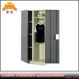 Kleren die Van uitstekende kwaliteit van het Ontwerp van de Garderobe van de slaapkamer de Goedkope Multifunctionele Kast hangen